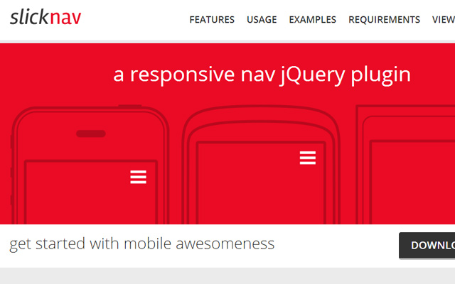 slicknav tutorial responsive plugin navigation jquery open source resource