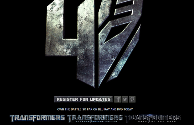 the transformers movie website official