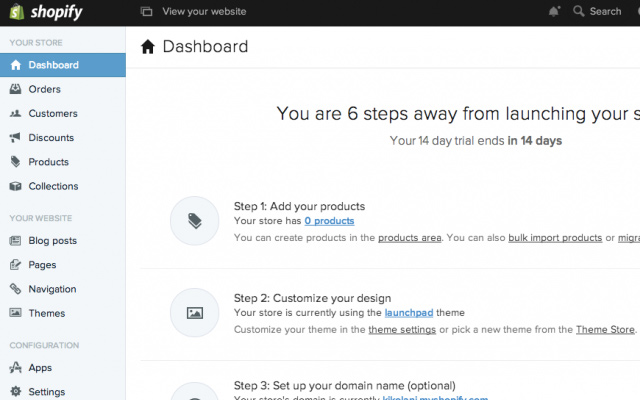 beginners guide to shopify tutorial