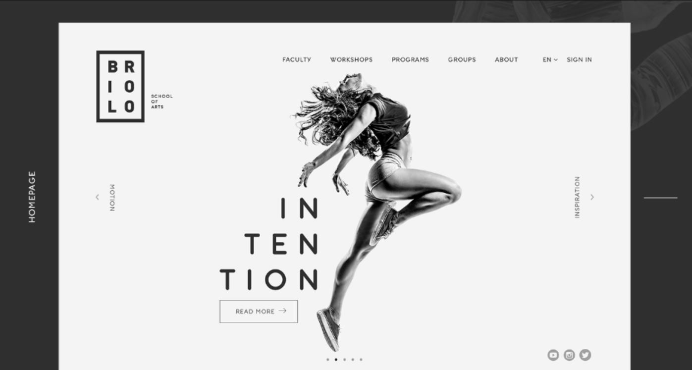 Be trendy with these minimalist design ideas webzin Minimalist typography