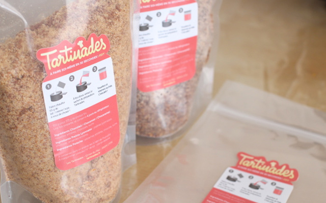 tartinades package design inspiration food baggies