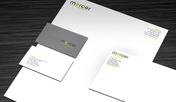Professional Examples Of Letterhead And Print Work  Spyrestudios
