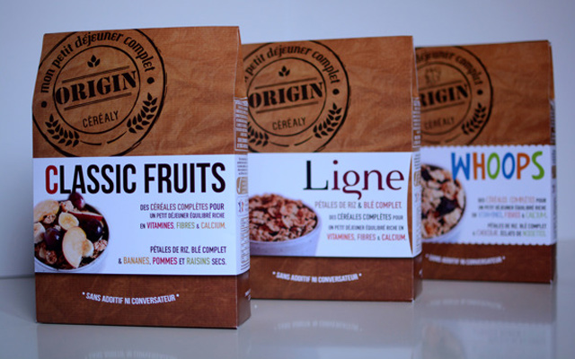 origin foods package design inspiration