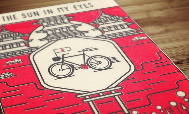 sun in my eyes josie dew cover print