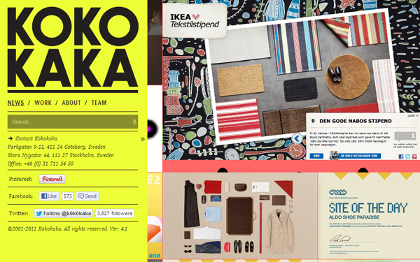 Koko Kaka web design agency studio