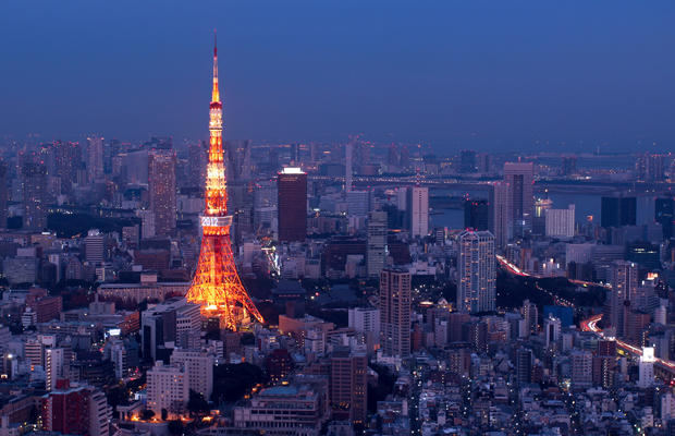 tokyo japan skyline photo desktop wallpaper