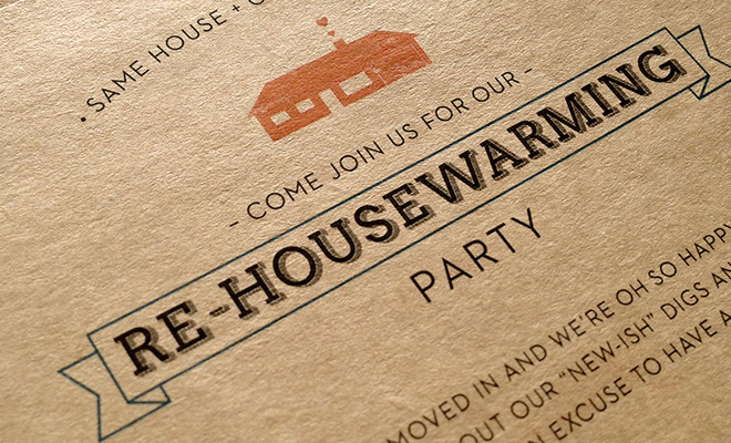 re housewarming party print invite