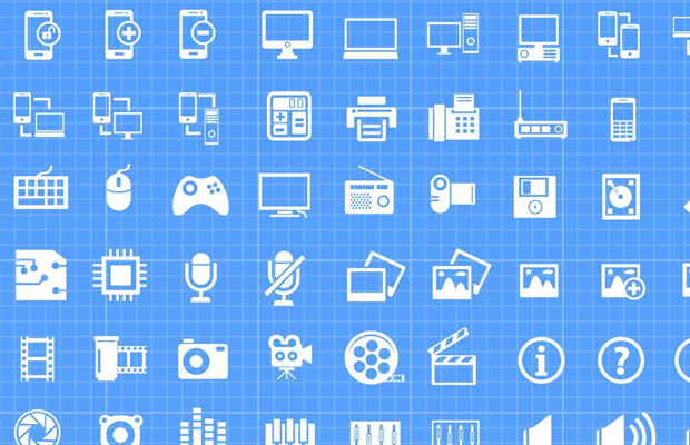 500 vector megapack icons freebie download