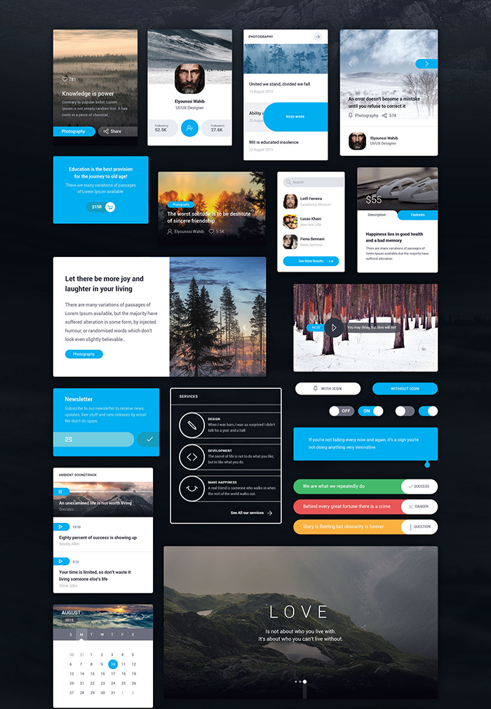 best free ui kits