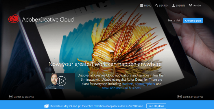 Everything You Need to Know About Adobe Creative Cloud in 7 Tutorials