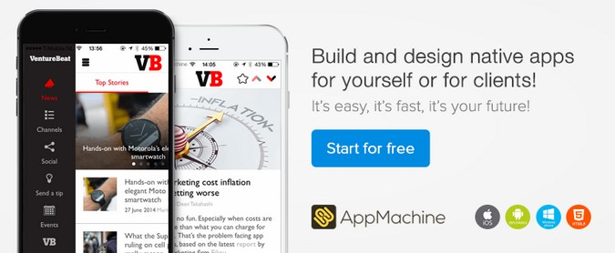 Top Notch Selection Of Prototyping And App Creation Tools