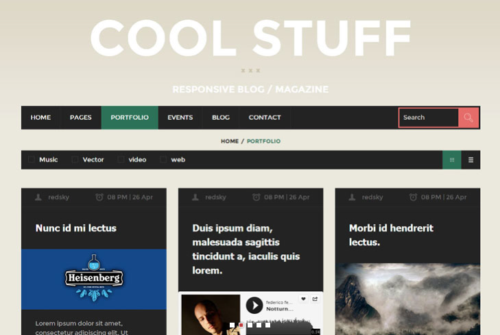 Win Premium WordPress Themes From TeslaThemes!