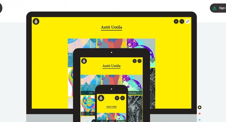 Showcase Your Work On These Amazing Portfolio Websites