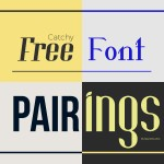 Free Font Combinations by SpyreStudios