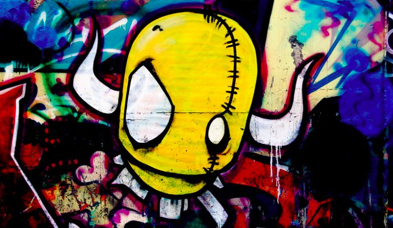Unusual Sources Of Inspiration- 45 Killer Graffiti Characters To Inspire You