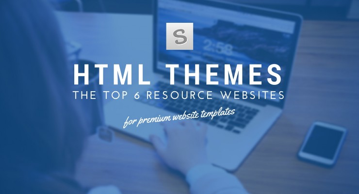 Web Design At Its Best: Top HTML Theme Resources