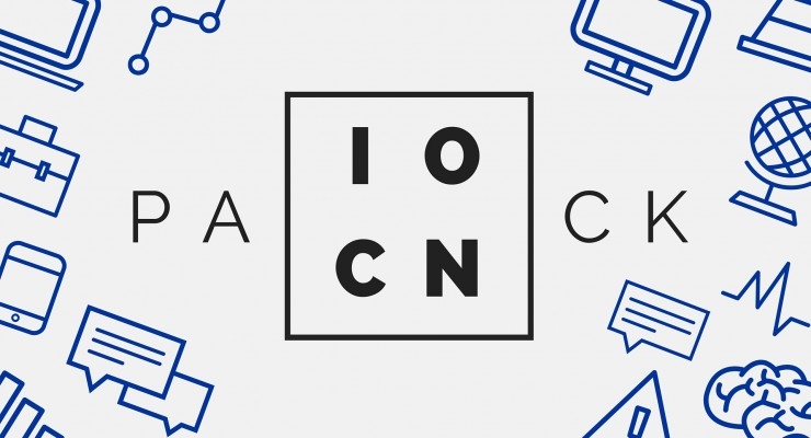 October's Freshest Icon Sets At Your Door