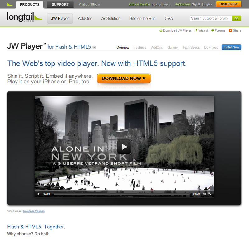 html5 video player template - darkonyx html5 download images photos and pictures