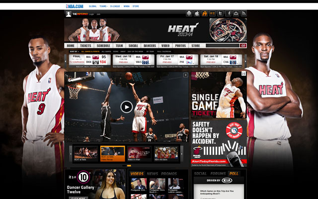 Miami-Heat-Official-Website