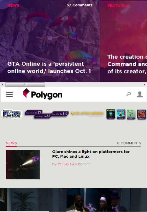 Polygon Mobile