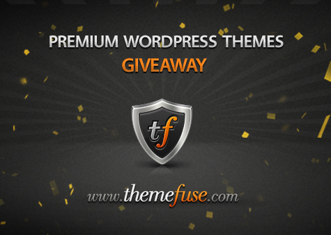Themefuse Giveaway (normal)