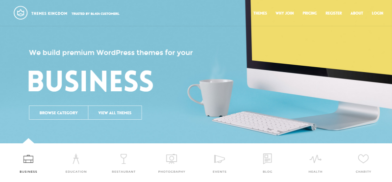 Themes Kingdom   Premium WordPress Themes