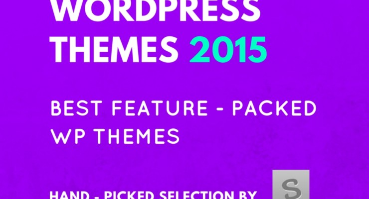 WordPress Design Overview: 2015's Most Feature-Packed WP Themes