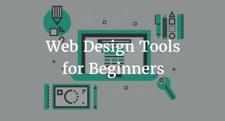 Web Design Tools for Beginners 2017