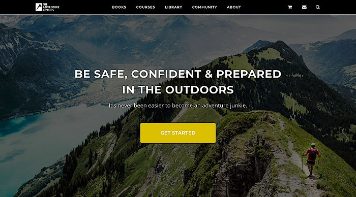 6 Examples of Eye-Catching Landing Page Design