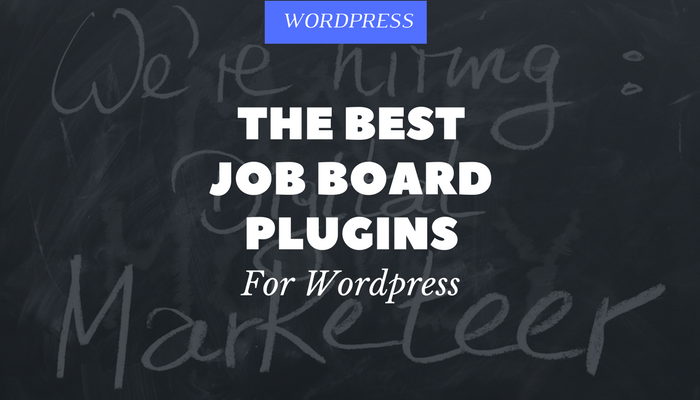 8 Best Job Board Plugins For WordPress