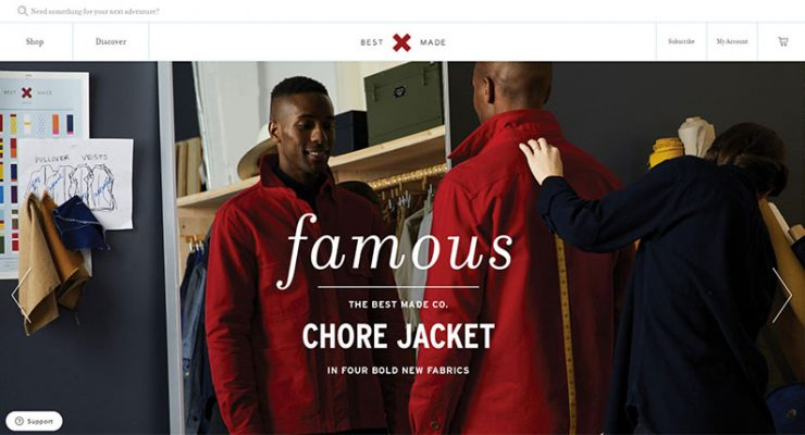 Tips for Designing a Great Looking E-commerce Website + 20 Examples