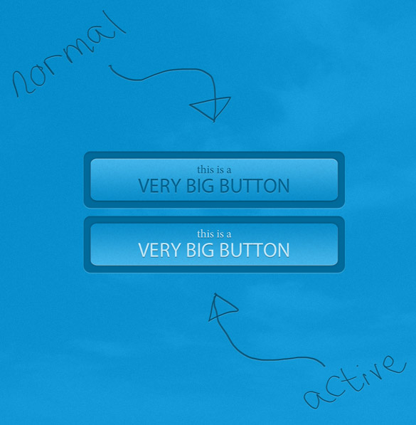 Big UI Button