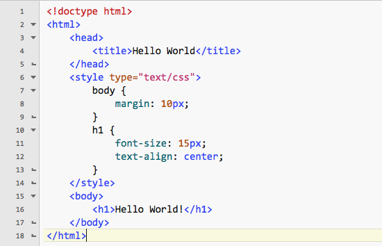 build a firefox extension HTML file