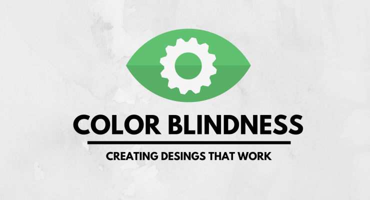 Colorblindness & Graphic Design: Will We Ever See Those Two As a Matching Couple?