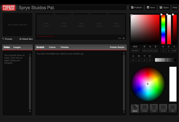Color Palette Software
