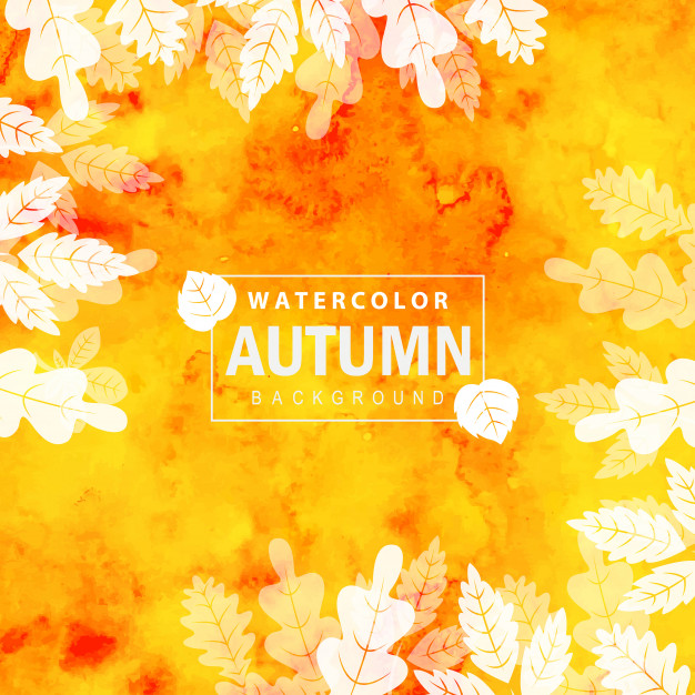 35 Autumn and Fall Design Elements For Your Next Project