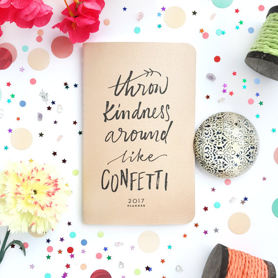 Cutesey Yearly planner