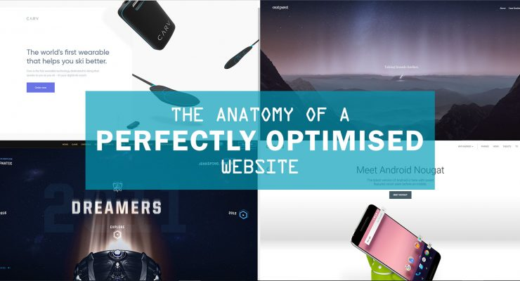 The Anatomy of a Perfectly Optimized Website