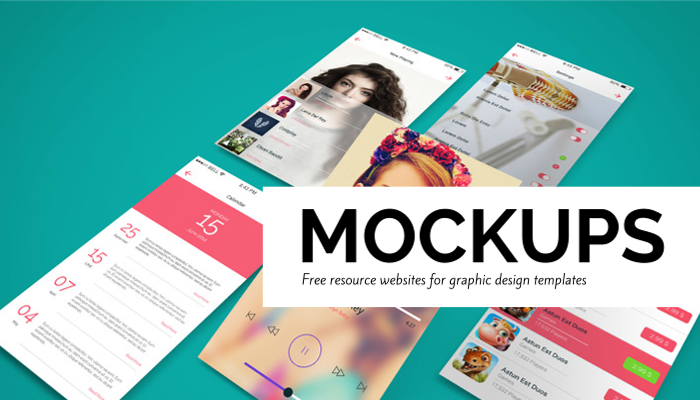 10 resource websites for graphic design mockups