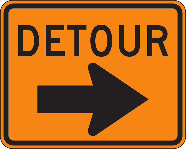 html status codes redirect detour sign
