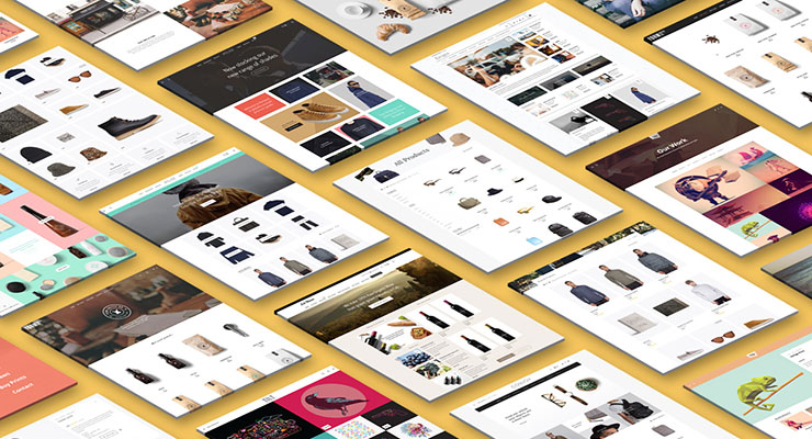The New Kid in Town – eCommerce Multi-purpose Themes
