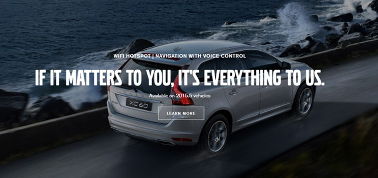 32 Inspiring Websites for Automotive Companies
