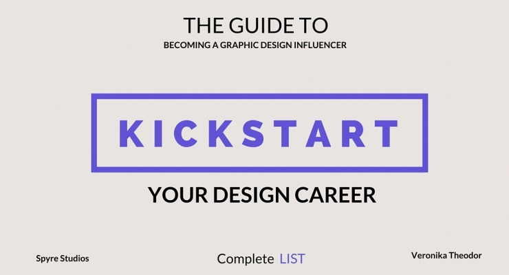 Secrets to Kickstart Your Designer Career In 2016