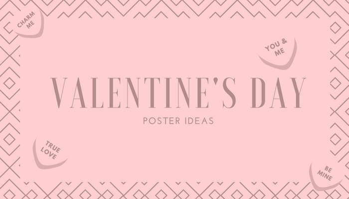 10 Love-Infused Valentine Day Posters