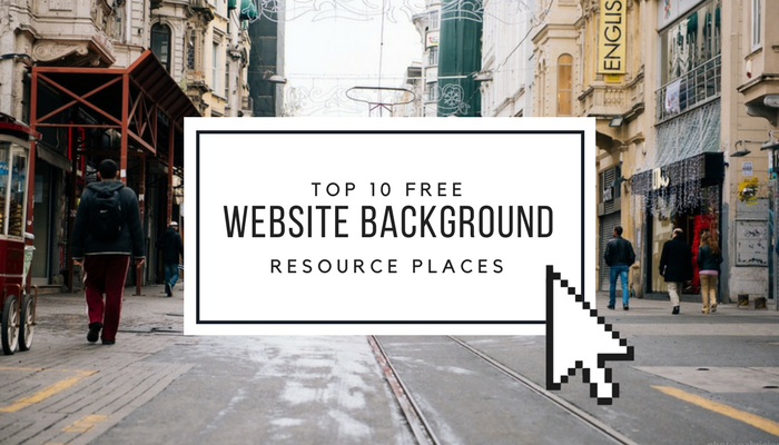 10 Resource Sites For Free Website Background Images