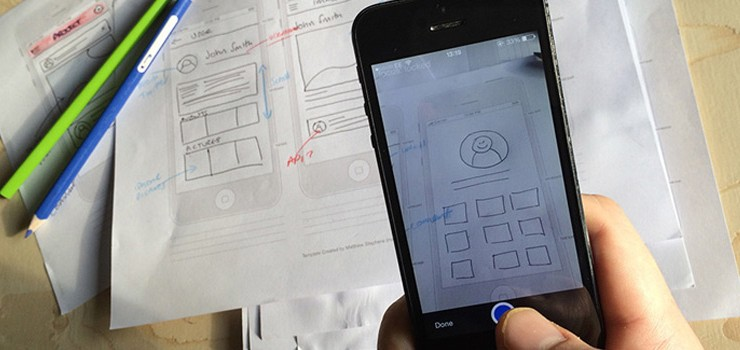 10 Smartphone & Tablet Mobile Apps for Prototyping