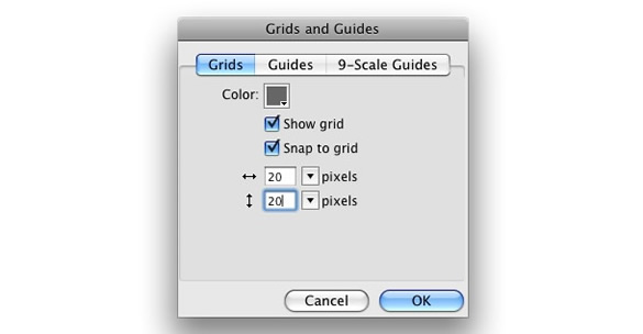 Grid Values