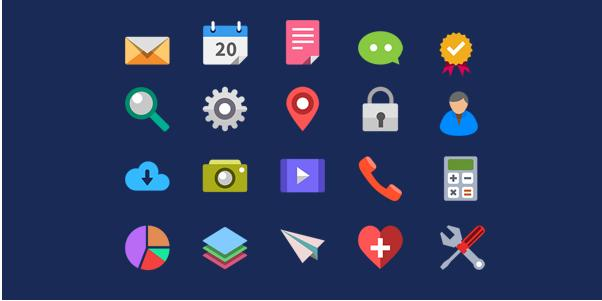 20 Fantastic Free Icon Sets