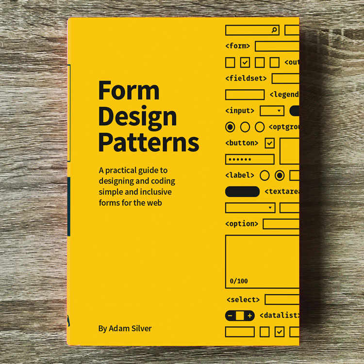 gift guide for web developers and designers form design patterns