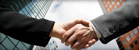 Partner with a company outside of your niche